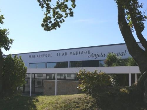 facade mediatheque vue droite 2
